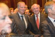 Wolfgang Fellner 60er - Park Hyatt Hotel - Mo 13.10.2014 - Reinhold MITTERLEHNER, Erwin PR�LL110