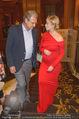 Wolfgang Fellner 60er - Park Hyatt Hotel - Mo 13.10.2014 - Carina SARKISSOVA (schwanger), Herbert FECHTER12