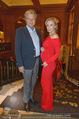 Wolfgang Fellner 60er - Park Hyatt Hotel - Mo 13.10.2014 - Carina SARKISSOVA (schwanger), Herbert FECHTER13