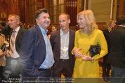 Wolfgang Fellner 60er - Park Hyatt Hotel - Mo 13.10.2014 - Andreas SALCHER, Marcus WADSAK, Sylvia SARINGER130