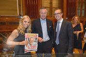 Wolfgang Fellner 60er - Park Hyatt Hotel - Mo 13.10.2014 - Jenny FELLNER, Hannes AMETSREITER, Niki FELLNER135