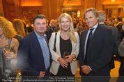 Wolfgang Fellner 60er - Park Hyatt Hotel - Mo 13.10.2014 - Andreas SALCHER, Claudia ST�CKL, Christian NIEDERMEYER145