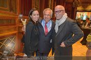 Wolfgang Fellner 60er - Park Hyatt Hotel - Mo 13.10.2014 - DJ �TZI Gerry FRIEDLE mit Ehefrau Sonja, Wolfgang FELLNER157
