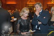 Wolfgang Fellner 60er - Park Hyatt Hotel - Mo 13.10.2014 - Dagmar KOLLER, Christian NIEDERMEYER166