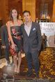 Wolfgang Fellner 60er - Park Hyatt Hotel - Mo 13.10.2014 - Sebastian FELBER mit Freundin Inna17