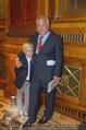 Wolfgang Fellner 60er - Park Hyatt Hotel - Mo 13.10.2014 - Wolfgang FELLNER mit Sohn Benni172