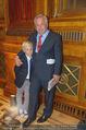 Wolfgang Fellner 60er - Park Hyatt Hotel - Mo 13.10.2014 - Wolfgang FELLNER mit Sohn Benni173