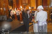 Wolfgang Fellner 60er - Park Hyatt Hotel - Mo 13.10.2014 - Geburtstagstorte184