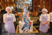 Wolfgang Fellner 60er - Park Hyatt Hotel - Mo 13.10.2014 - Geburtstagstorte185