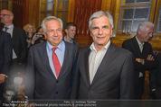 Wolfgang Fellner 60er - Park Hyatt Hotel - Mo 13.10.2014 - Wolfgang FELLNER, Werner FAYMANN197