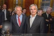 Wolfgang Fellner 60er - Park Hyatt Hotel - Mo 13.10.2014 - Wolfgang FELLNER, Werner FAYMANN198