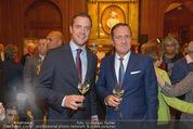 Wolfgang Fellner 60er - Park Hyatt Hotel - Mo 13.10.2014 - Johann GUDENUS20