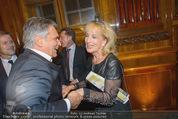 Wolfgang Fellner 60er - Park Hyatt Hotel - Mo 13.10.2014 - Dagmar KOLLER, Werner FAYMANN200