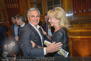 Wolfgang Fellner 60er - Park Hyatt Hotel - Mo 13.10.2014 - Dagmar KOLLER, Werner FAYMANN204
