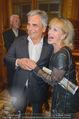 Wolfgang Fellner 60er - Park Hyatt Hotel - Mo 13.10.2014 - Dagmar KOLLER, Werner FAYMANN205
