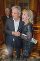 Wolfgang Fellner 60er - Park Hyatt Hotel - Mo 13.10.2014 - Dagmar KOLLER, Werner FAYMANN207