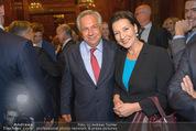 Wolfgang Fellner 60er - Park Hyatt Hotel - Mo 13.10.2014 - Wolfgang FELLNER, Johanna MIKL-LEITNER210