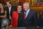 Wolfgang Fellner 60er - Park Hyatt Hotel - Mo 13.10.2014 - Sabine OBERMOSER, Wolfgang FELLNER227