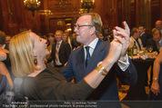 Wolfgang Fellner 60er - Park Hyatt Hotel - Mo 13.10.2014 - Doris BURES, Oliver VOIGT228