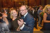 Wolfgang Fellner 60er - Park Hyatt Hotel - Mo 13.10.2014 - Doris BURES, Oliver VOIGT229