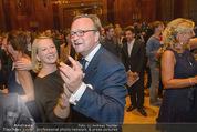 Wolfgang Fellner 60er - Park Hyatt Hotel - Mo 13.10.2014 - Doris BURES, Oliver VOIGT230