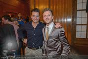 Wolfgang Fellner 60er - Park Hyatt Hotel - Mo 13.10.2014 - Andreas und Willi GABALIER234