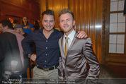 Wolfgang Fellner 60er - Park Hyatt Hotel - Mo 13.10.2014 - Andreas und Willi GABALIER235