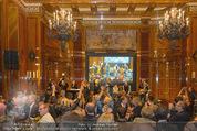 Wolfgang Fellner 60er - Park Hyatt Hotel - Mo 13.10.2014 - Stimmung, Publikum bei Opus live237