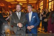 Wolfgang Fellner 60er - Park Hyatt Hotel - Mo 13.10.2014 - Robert KRATKY, Alfons HAIDER238