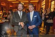 Wolfgang Fellner 60er - Park Hyatt Hotel - Mo 13.10.2014 - Robert KRATKY, Alfons HAIDER239