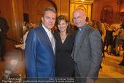 Wolfgang Fellner 60er - Park Hyatt Hotel - Mo 13.10.2014 - Alfons HAIDER, Susanne RIESS-PASSER, Toni Anton FABER240