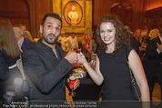 Wolfgang Fellner 60er - Park Hyatt Hotel - Mo 13.10.2014 - Fadi MERZA, Roxanne RAPP242