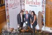 Wolfgang Fellner 60er - Park Hyatt Hotel - Mo 13.10.2014 - Wolfgang FELLNER, Markus BREITENECKER, Jennifer ROSE28