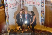Wolfgang Fellner 60er - Park Hyatt Hotel - Mo 13.10.2014 - Wolfgang FELLNER, Markus BREITENECKER, Jennifer ROSE29