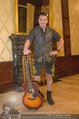 Wolfgang Fellner 60er - Park Hyatt Hotel - Mo 13.10.2014 - Andreas GABALIER backstage32