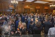 Wolfgang Fellner 60er - Park Hyatt Hotel - Mo 13.10.2014 - Publikum35