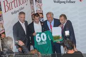Wolfgang Fellner 60er - Park Hyatt Hotel - Mo 13.10.2014 - Wolfgang FELLNER, Steffen HOFMANN, Werner KUHN43