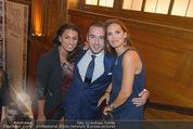 Wolfgang Fellner 60er - Park Hyatt Hotel - Mo 13.10.2014 - Fabienne NADARAJAH, Tanja DUHOVICH, Stergio PRAPAS52