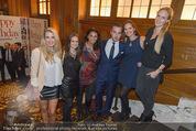 Wolfgang Fellner 60er - Park Hyatt Hotel - Mo 13.10.2014 - Fabienne NADARAJAH, Tanja DUHOVICH, Stergio PRAPAS53