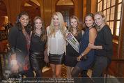 Wolfgang Fellner 60er - Park Hyatt Hotel - Mo 13.10.2014 - Miss Austrias (Batinic, Duhovich, Furdea, Kaiser, Schachermayer)56
