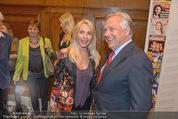 Wolfgang Fellner 60er - Park Hyatt Hotel - Mo 13.10.2014 - Uschi P�TTLER-FELLNER, Wolfgang FELLNER6