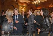 Wolfgang Fellner 60er - Park Hyatt Hotel - Mo 13.10.2014 - Petra WRABETZ, Christian NIEDERMEYER, Hans SCHMIED61