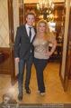 Wolfgang Fellner 60er - Park Hyatt Hotel - Mo 13.10.2014 - Susanna HIRSCHLER, Daniel KLEINFERCHER65