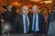Wolfgang Fellner 60er - Park Hyatt Hotel - Mo 13.10.2014 - Ali RAHIMI, Attila DOGUDAN67