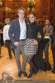 Wolfgang Fellner 60er - Park Hyatt Hotel - Mo 13.10.2014 - Elke LICHTENEGGER, Andreas ROCK68