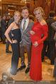 Wolfgang Fellner 60er - Park Hyatt Hotel - Mo 13.10.2014 - Carina SARKISSOVA,Willi GABALIER m. Freundin Christiana LEUTHNER69