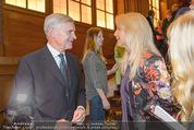 Wolfgang Fellner 60er - Park Hyatt Hotel - Mo 13.10.2014 - Uschi P�TTLER-FELLNER, Thomas SCH�FER-ELMAYER7
