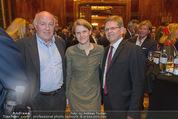 Wolfgang Fellner 60er - Park Hyatt Hotel - Mo 13.10.2014 - Herbert LACKNER, Anja RICHTER, Christian DEUTSCH73