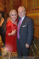 Wolfgang Fellner 60er - Park Hyatt Hotel - Mo 13.10.2014 - Isabella KLAUSNITZER, Wolfgang ROSAM74