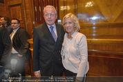 Wolfgang Fellner 60er - Park Hyatt Hotel - Mo 13.10.2014 - Christine und Franz VRANITZKY75